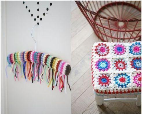ideas en crochet para decorar la casa 3