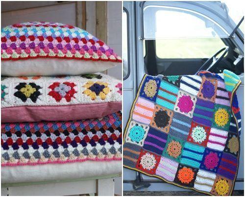 ideas en crochet para decorar la casa 8