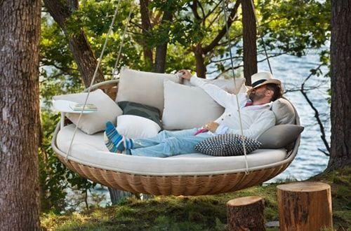 muebles de exterior que inducen al descanso 1