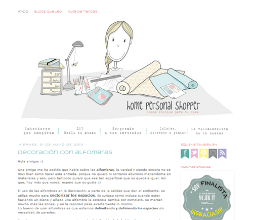 Blogs decoracion decomanitas - Home personal shopper ...