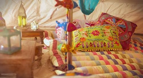 ideas decoración camping vintage 15
