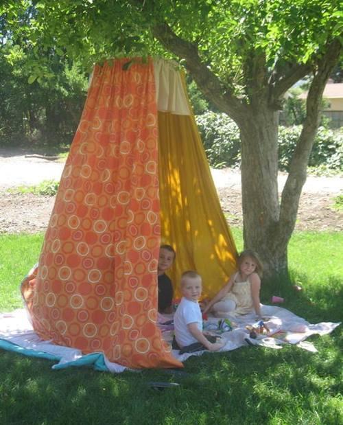 Idea de decoración para exteriores ¡el picnic es tendencia! 10