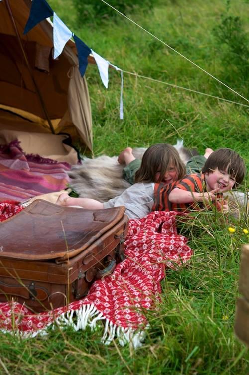 Idea de decoración para exteriores ¡el picnic es tendencia! 9