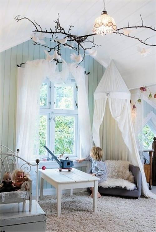 ideas para decorar con ramas secas 15