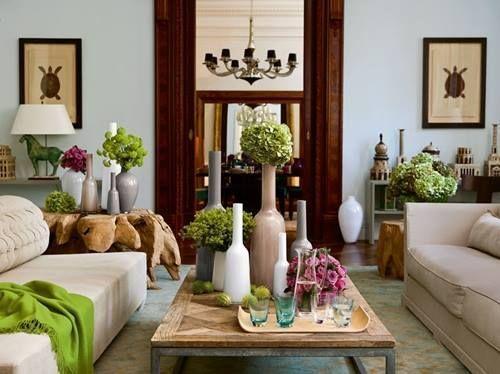 ideas para decorar con ramas secas 8