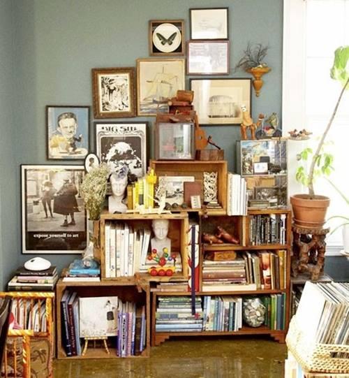 Ideas de decoracion con cajas de madera para fruta 8