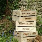 Ideas de decoracion con cajas de madera para fruta 9