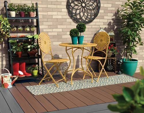 Ideas para decorar terrazas y balcones 1 decomanitas for Ideas para decorar terrazas