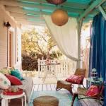 Crear un salón al aire libre