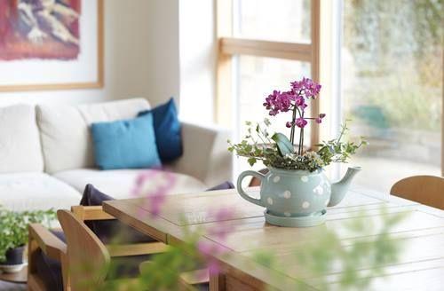 Inusitados usos para teteras de porcelana en decoración vintage1