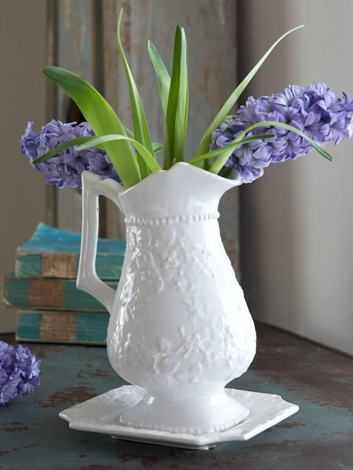 Inusitados usos para teteras de porcelana en decoración vintage2