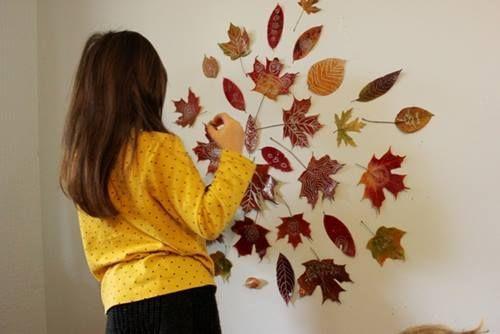 Ideas originales de decoracion para interiores de casas en otoño 4