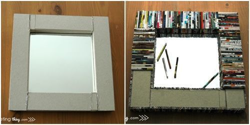 ideas de decoracion para reciclar viejas revistas 4