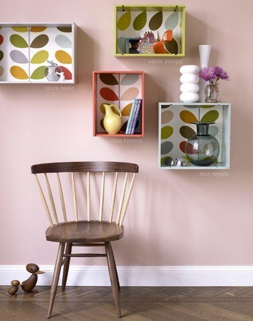 Reciclar cajas de madera decomanitas for Como pintar una caja de madera y decorarla