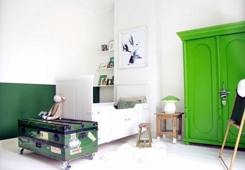 Ideas originales para decorar reciclando habitaciones de niños 2