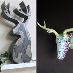 Ideas para decorar paredes con trofeos de caza 7