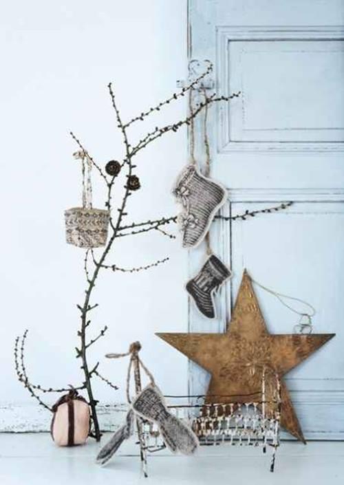 como hacer un arbol de navidad original y alternativo 4