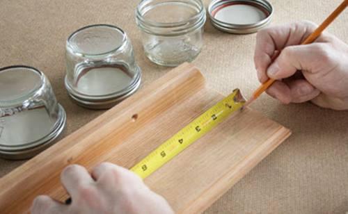 Especieros de cocina originales hechos a mano ideas para reciclar frascos 4