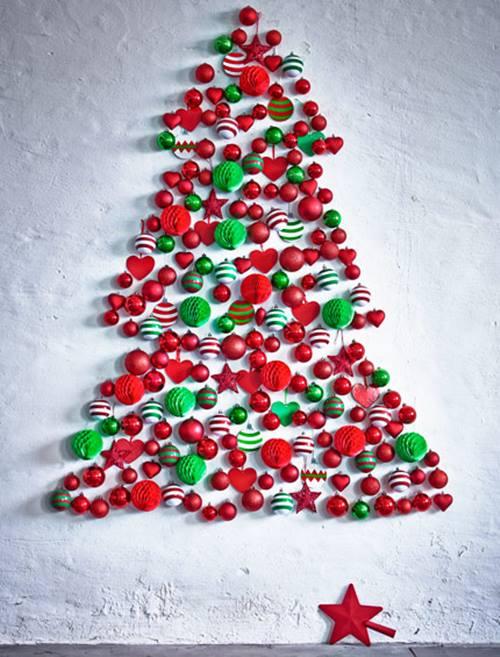 Nuevas decoraciones de Navidad del catálogo Ikea 7