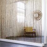 Separar ambientes sin muebles ni tabiques 1