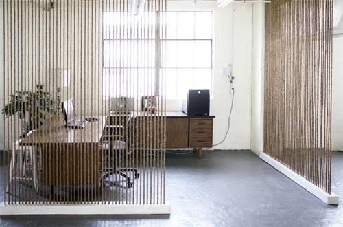 Separar ambientes sin muebles ni tabiques 2