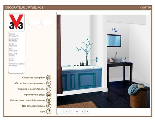 Decorador virtual para interiores de casas decomanitas - Decorador de casas ...