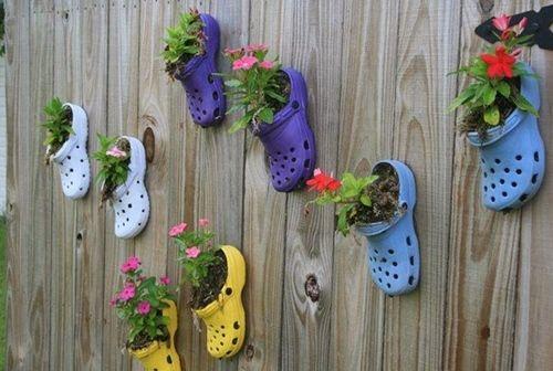 Como reutilizar botes para macetas casa dise o - Ideas para reciclar en casa ...