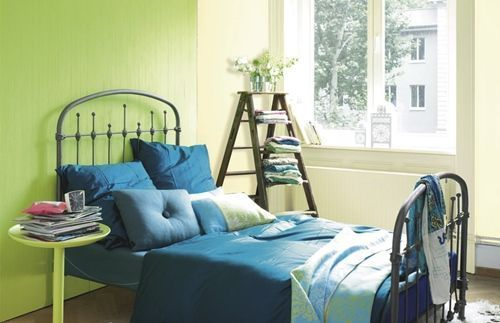 Significado de colores azul, rojo, verde, blanco... en decoración 7