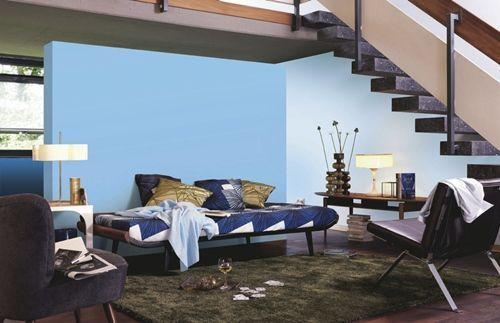 Significado de colores azul rojo verde blanco en - Habitaciones de color azul ...