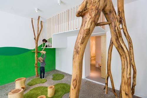 Árboles secos para decorar interiores de casas 2