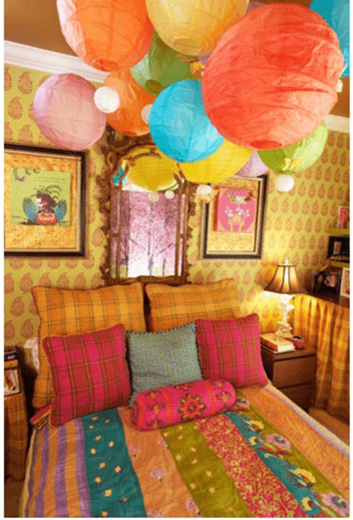 7 ideas de inspiración boho-chic para decorar la casa 5