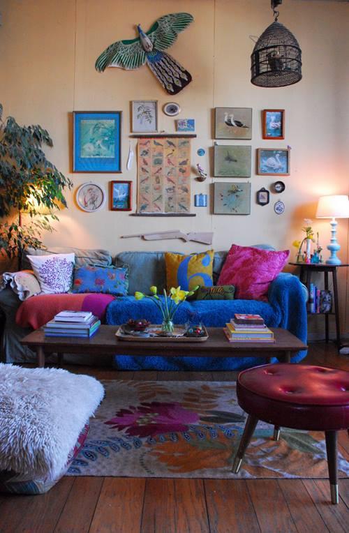 7 ideas de inspiración boho-chic para decorar la casa 6