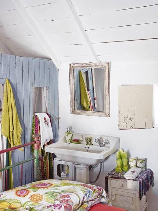 Boho chic by Zara Home 4 habitaciones de la colección 2014 1