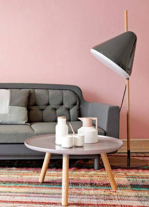 La decoración de interior en color rosa palo es ¡tendencia absoluta! 4
