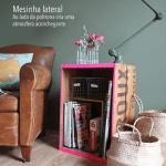 Nuevas ideas para pintar cajas de madera (y reutilizarlas para decorar la casa) 6