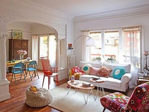 7 salones bien decorados con el punto justo de modernidad y diseño 8