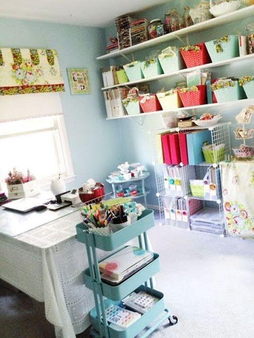 Cómo transformar camareras de cocina Ikea Rastog en muebles de almacenaje 13