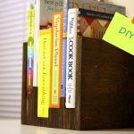 Estantes para libros DIY bonitos y funcionales