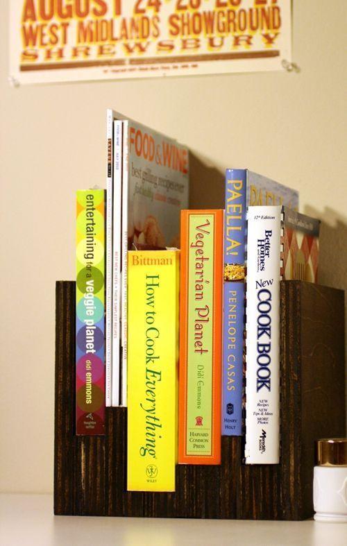 Estantes para libros diy bonitos y funcionales decomanitas - Estantes para libros ...