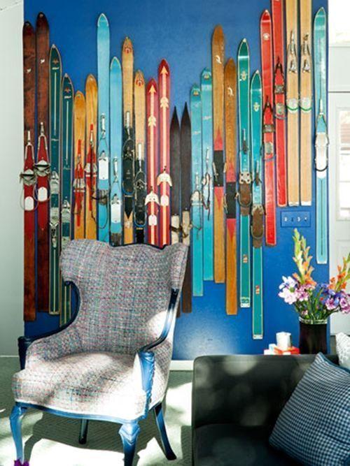Ideas para decorar con colecciones de objetos curiosos 5