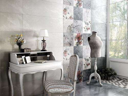 Tendencias en revestimientos qué baldosas y azulejos poner para decoración vintage 4