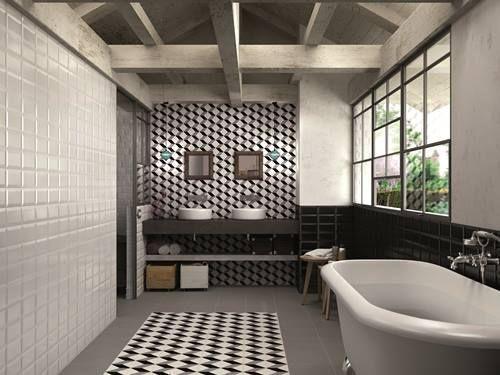 Tendencias en revestimientos qué baldosas y azulejos poner para decoración vintage 6