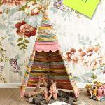 Tipis: ¡estos son DIY, y no sólo los querrán los niños…!