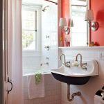 Cómo decorar baños pequeños 4