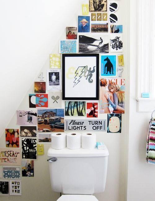 Cómo decorar baños pequeños 5