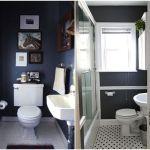 Cómo decorar baños pequeños 7