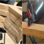 Hacer estanterías de madera en forma de árbol 3