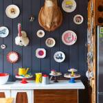 Muebles de colores para una decoración de interiores atrevida y singular 1