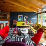 Muebles de colores para una decoración de interiores atrevida y singular 8