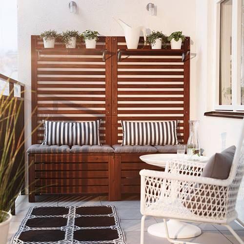 Decomanitas De Para Ikea Muebles Espacios By Terraza Pequeños ARq354jL